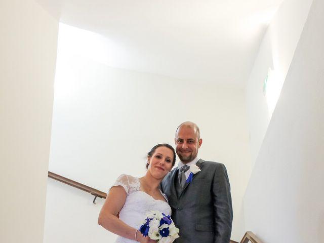 Le mariage de Martial et Nadège à Séguret, Vaucluse 26