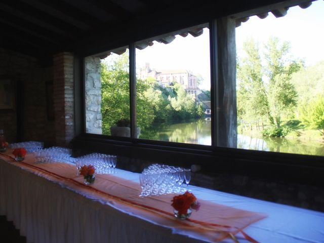 Le mariage de Arthur et Sybille  à Lavaur, Tarn 21