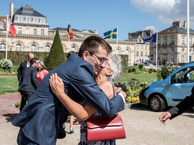 Le mariage de Sébastien et Anne-Sylvie à Caen, Calvados 13