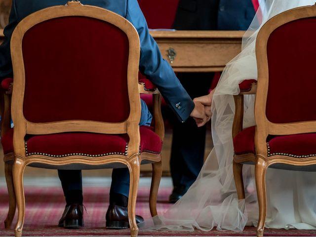 Le mariage de Sébastien et Anne-Sylvie à Caen, Calvados 16