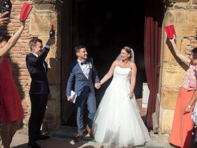 Le mariage de François et Marion à Martres-Tolosane, Haute-Garonne 12