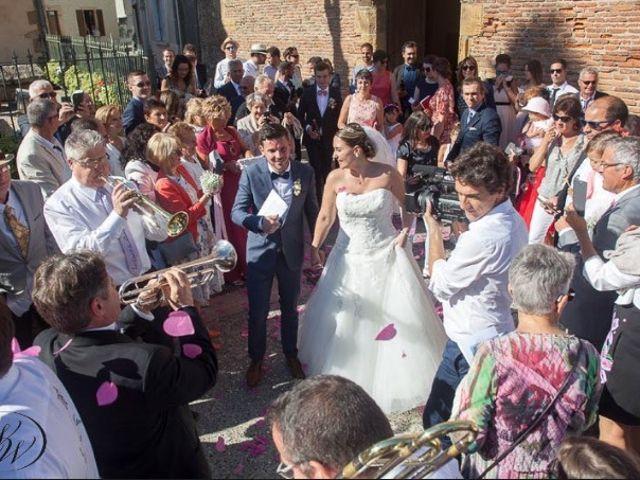 Le mariage de François et Marion à Martres-Tolosane, Haute-Garonne 13