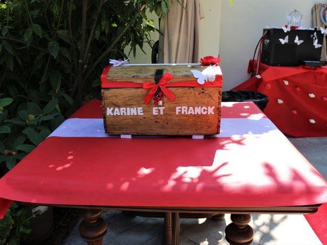 Le mariage de Franck et Karine à Dardilly, Rhône 3