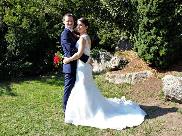 Le mariage de Franck et Karine à Dardilly, Rhône 9