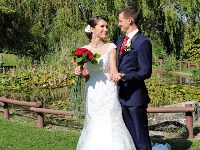 Le mariage de Franck et Karine à Dardilly, Rhône 17