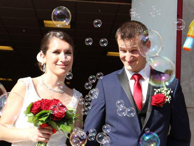 Le mariage de Karine et Franck