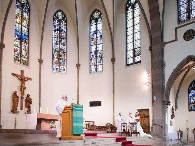 Le mariage de Jean-François et Natalia à Bischheim, Bas Rhin 5