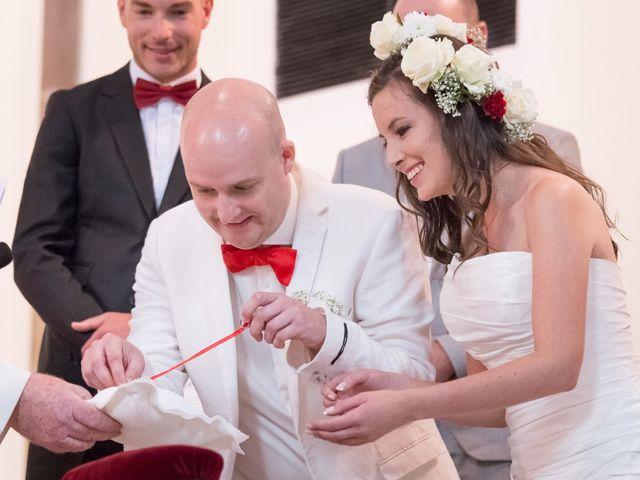 Le mariage de Jean-François et Natalia à Bischheim, Bas Rhin 6