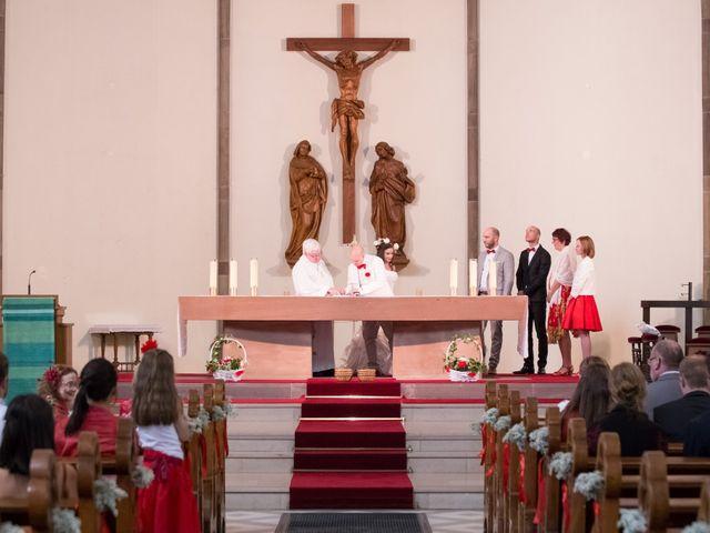 Le mariage de Jean-François et Natalia à Bischheim, Bas Rhin 7