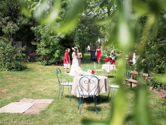Le mariage de Jean-François et Natalia à Bischheim, Bas Rhin 9