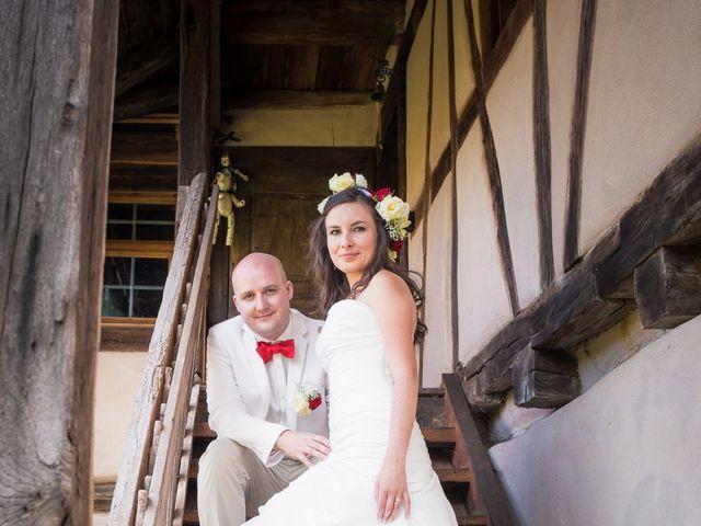 Le mariage de Jean-François et Natalia à Bischheim, Bas Rhin 26