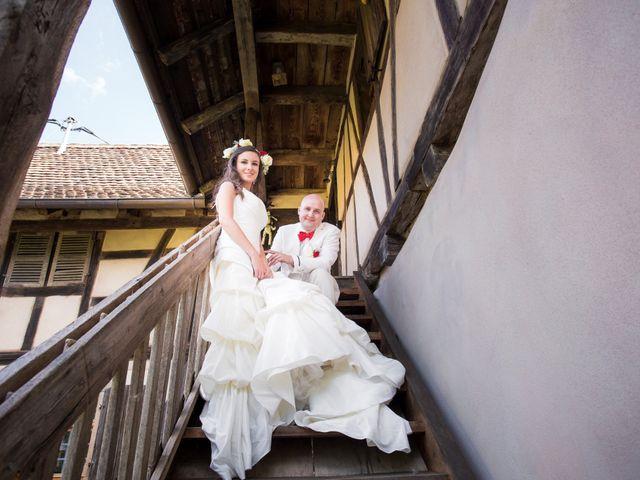 Le mariage de Natalia et Jean-François