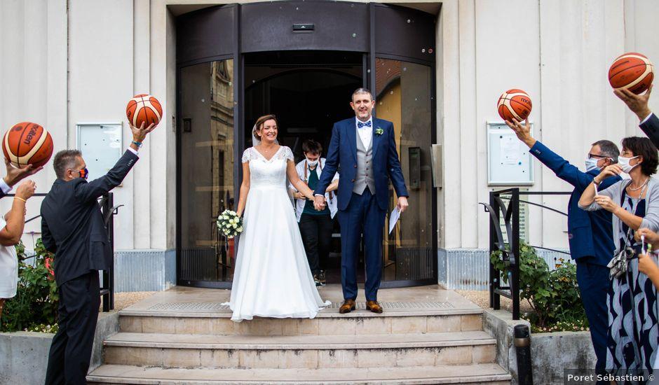 Le mariage de Damien et Soizic à Bleury, Eure-et-Loir