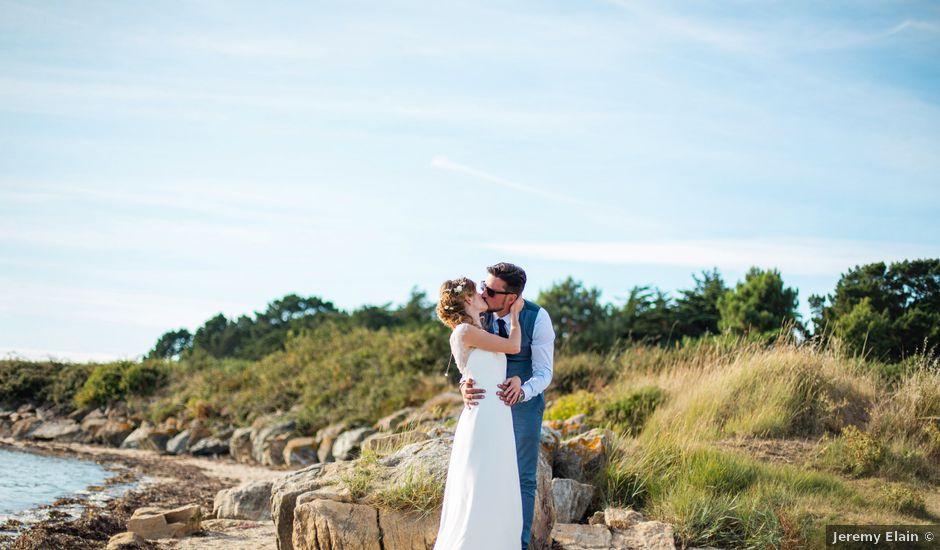Le mariage de Alexandre et Mélodie à Séné, Morbihan