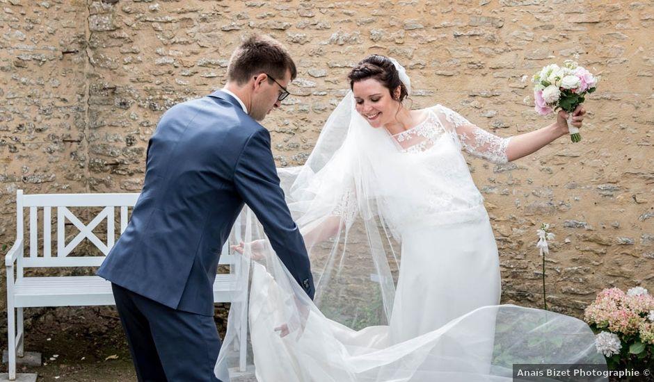 Le mariage de Sébastien et Anne-Sylvie à Caen, Calvados