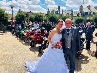 Le mariage de Amelie et Mulot