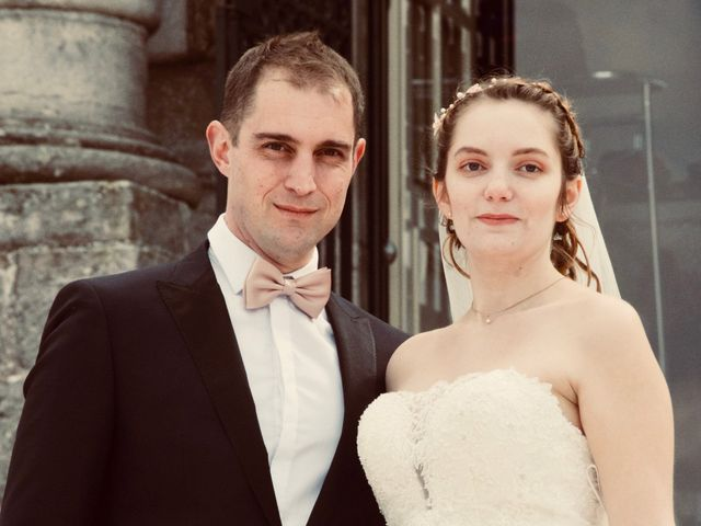 Le mariage de Nicolas et Lisa à Crisenoy, Seine-et-Marne 1