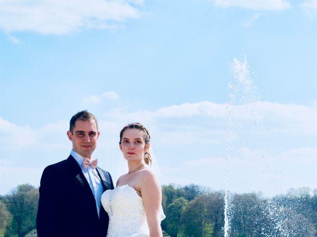 Le mariage de Nicolas et Lisa à Crisenoy, Seine-et-Marne 5