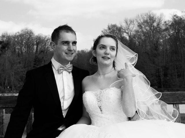 Le mariage de Nicolas et Lisa à Crisenoy, Seine-et-Marne 2