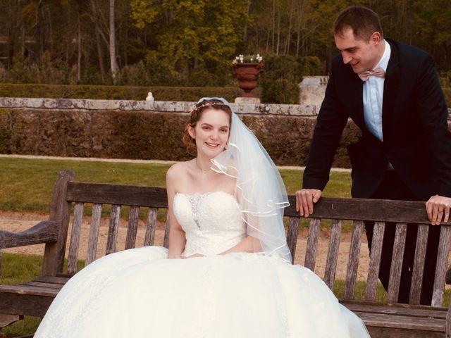 Le mariage de Nicolas et Lisa à Crisenoy, Seine-et-Marne 14