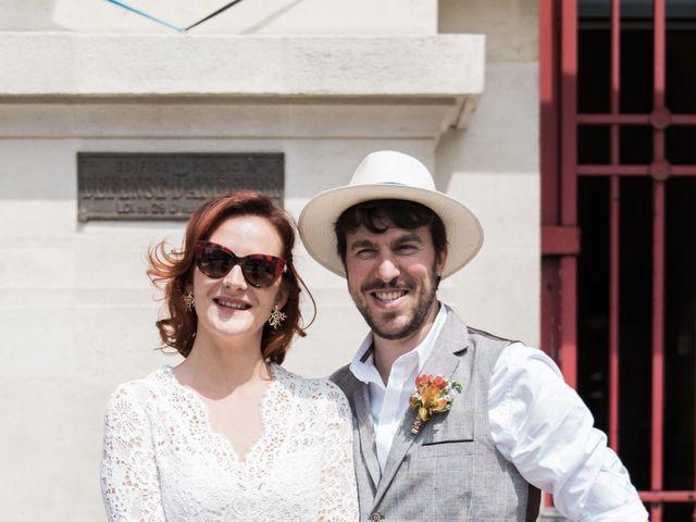 Le mariage de Thomas et Elisabeth à Gallardon, Eure-et-Loir 3