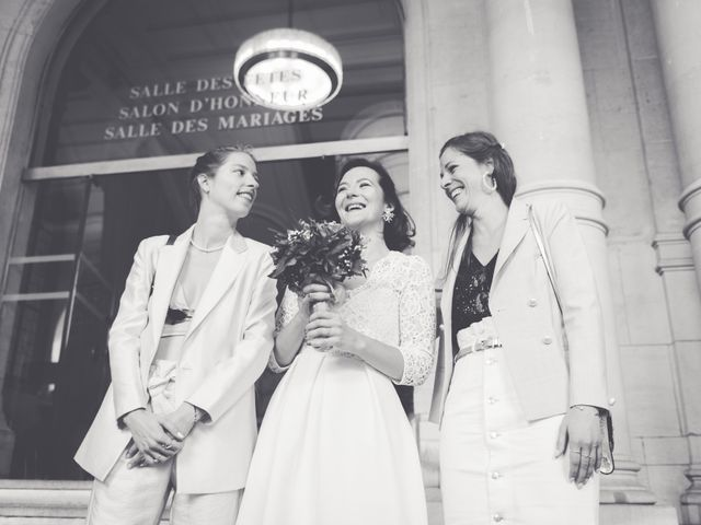 Le mariage de Thomas et Elisabeth à Gallardon, Eure-et-Loir 7