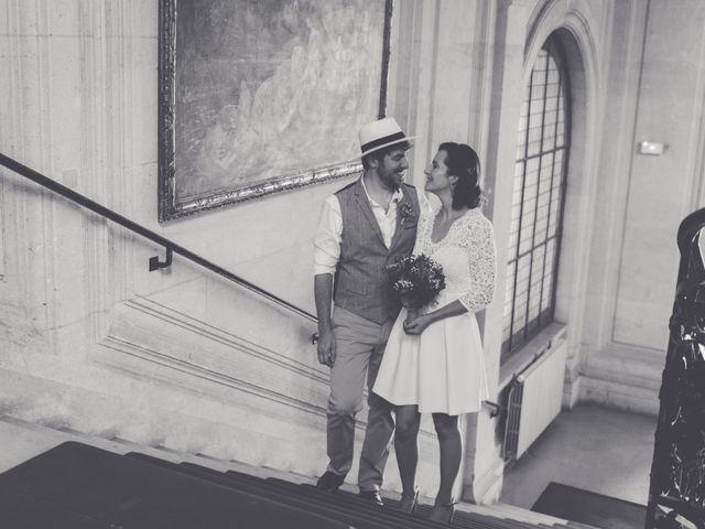 Le mariage de Thomas et Elisabeth à Gallardon, Eure-et-Loir 9