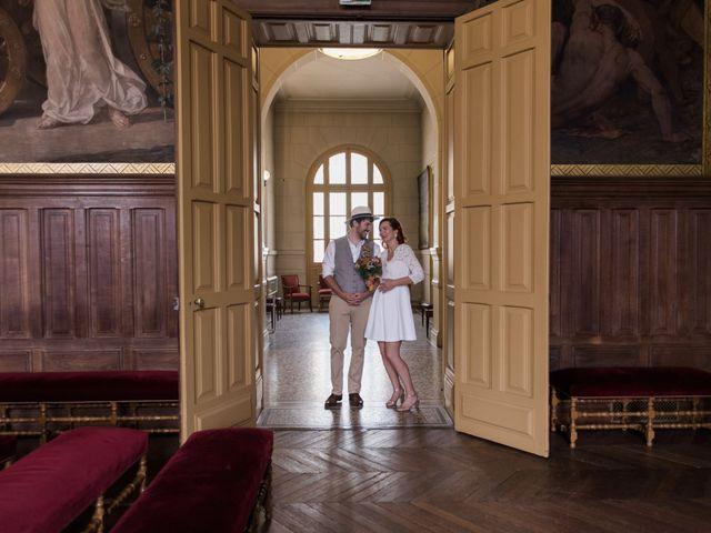 Le mariage de Thomas et Elisabeth à Gallardon, Eure-et-Loir 10
