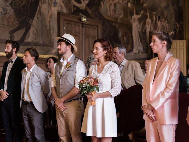 Le mariage de Thomas et Elisabeth à Gallardon, Eure-et-Loir 14