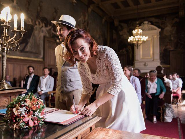 Le mariage de Thomas et Elisabeth à Gallardon, Eure-et-Loir 22