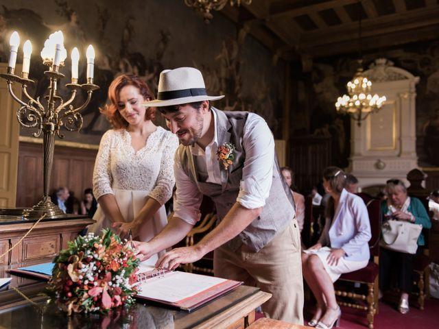 Le mariage de Thomas et Elisabeth à Gallardon, Eure-et-Loir 23