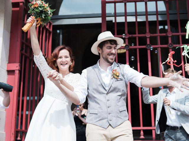 Le mariage de Thomas et Elisabeth à Gallardon, Eure-et-Loir 28