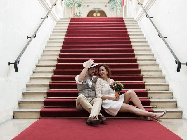Le mariage de Thomas et Elisabeth à Gallardon, Eure-et-Loir 31