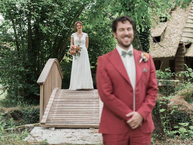 Le mariage de Thomas et Elisabeth à Gallardon, Eure-et-Loir 88