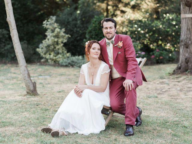 Le mariage de Elisabeth et Thomas