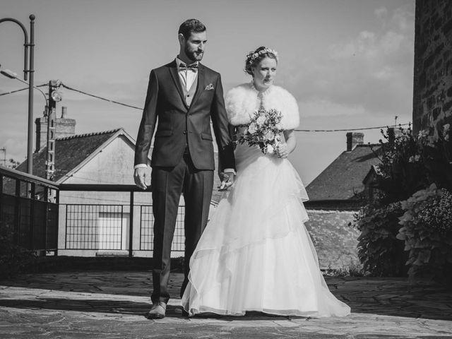 Le mariage de Antoine et Delphine à Chantepie, Ille et Vilaine 9