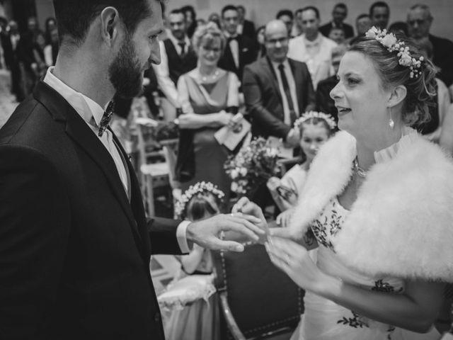 Le mariage de Antoine et Delphine à Chantepie, Ille et Vilaine 14