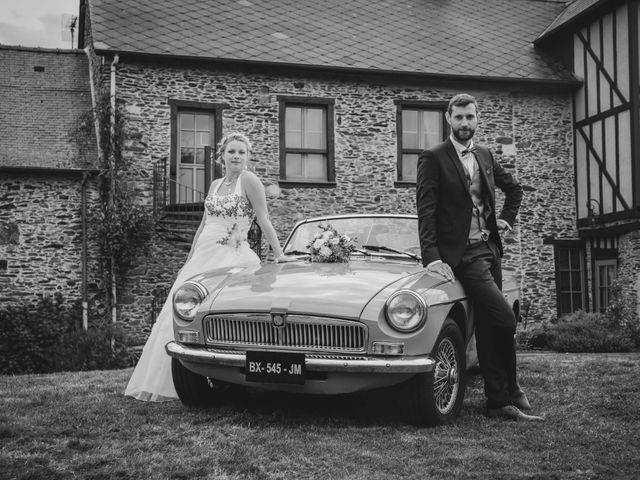 Le mariage de Antoine et Delphine à Chantepie, Ille et Vilaine 17