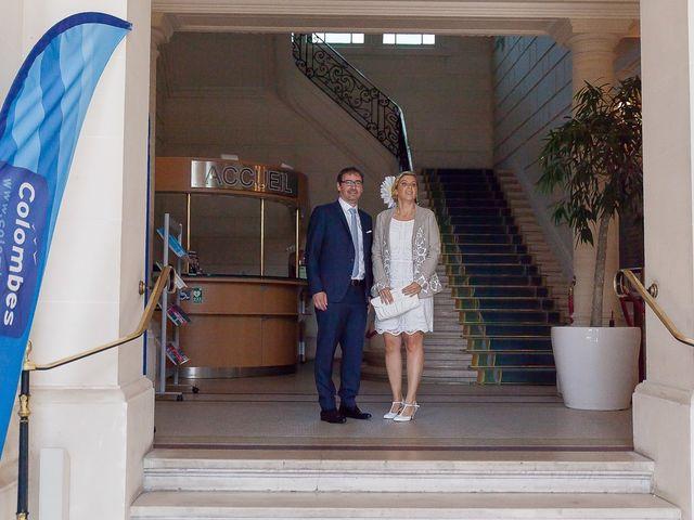 Le mariage de Antoine et Marie à Colombes, Hauts-de-Seine 1