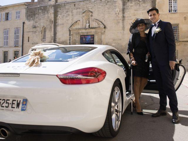 Le mariage de Thibault et Lola à Arles, Bouches-du-Rhône 37