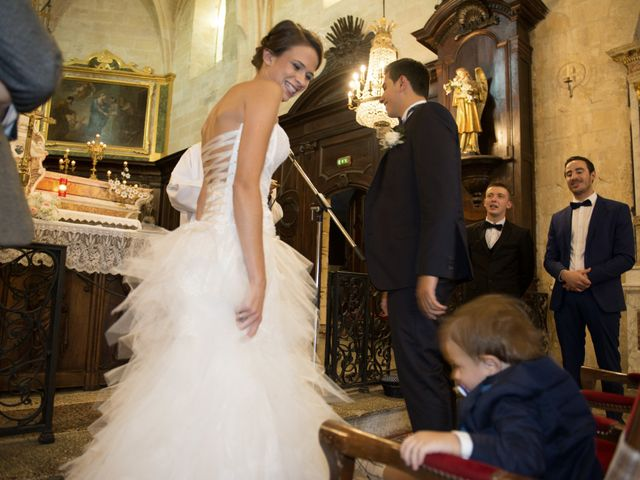 Le mariage de Thibault et Lola à Arles, Bouches-du-Rhône 92