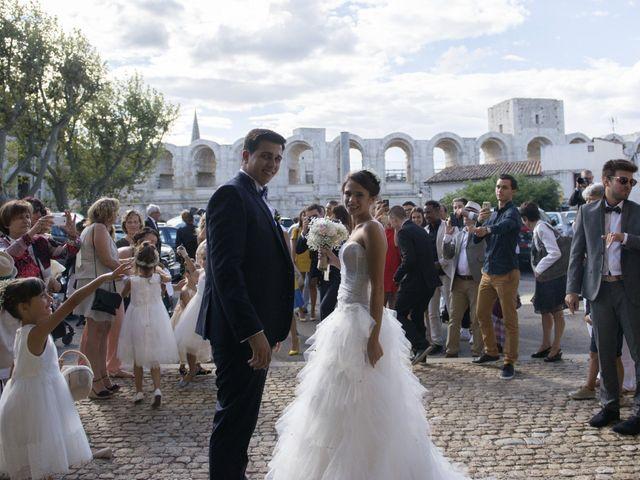 Le mariage de Thibault et Lola à Arles, Bouches-du-Rhône 117