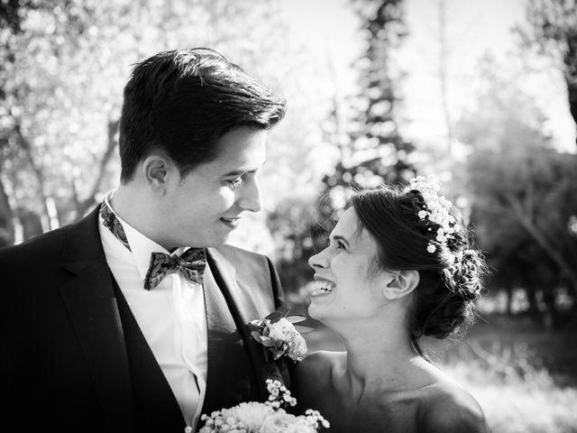Le mariage de Lola et Thibault