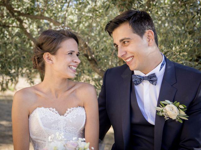 Le mariage de Thibault et Lola à Arles, Bouches-du-Rhône 161