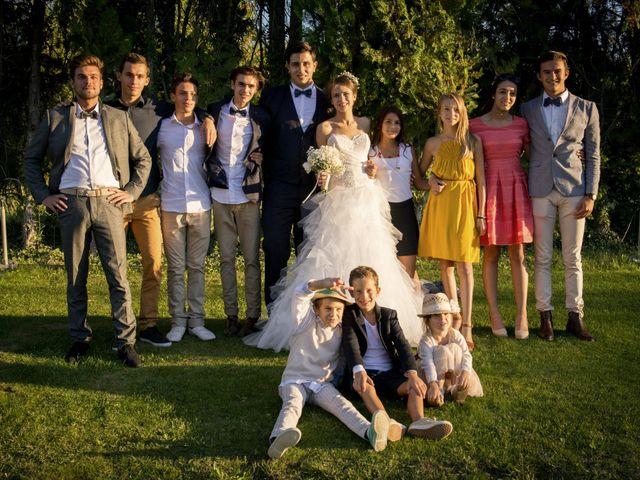 Le mariage de Thibault et Lola à Arles, Bouches-du-Rhône 185