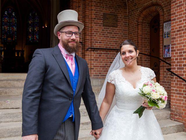 Le mariage de Virginie et Romain