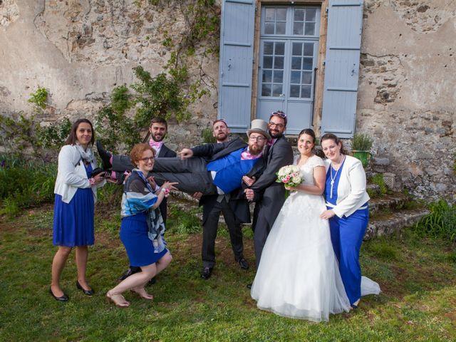 Le mariage de Romain et Virginie à Aixe-sur-Vienne, Haute-Vienne 27