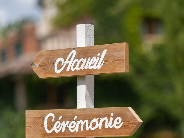 Le mariage de Cécile et Teddy à Sainte-Gemme-Moronval, Eure-et-Loir 3