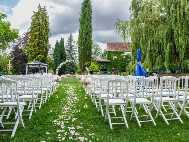 Le mariage de Cécile et Teddy à Sainte-Gemme-Moronval, Eure-et-Loir 4
