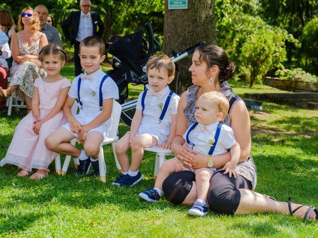 Le mariage de Cécile et Teddy à Sainte-Gemme-Moronval, Eure-et-Loir 7